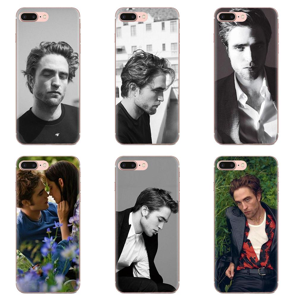Robert Pattinson Abdeckung Für <font><b>Galaxy</b></font> Grand A3 A5 A7 A8 A9 A9S On5 On7 Plus Pro Stern 2015 2016 2017 2018 image