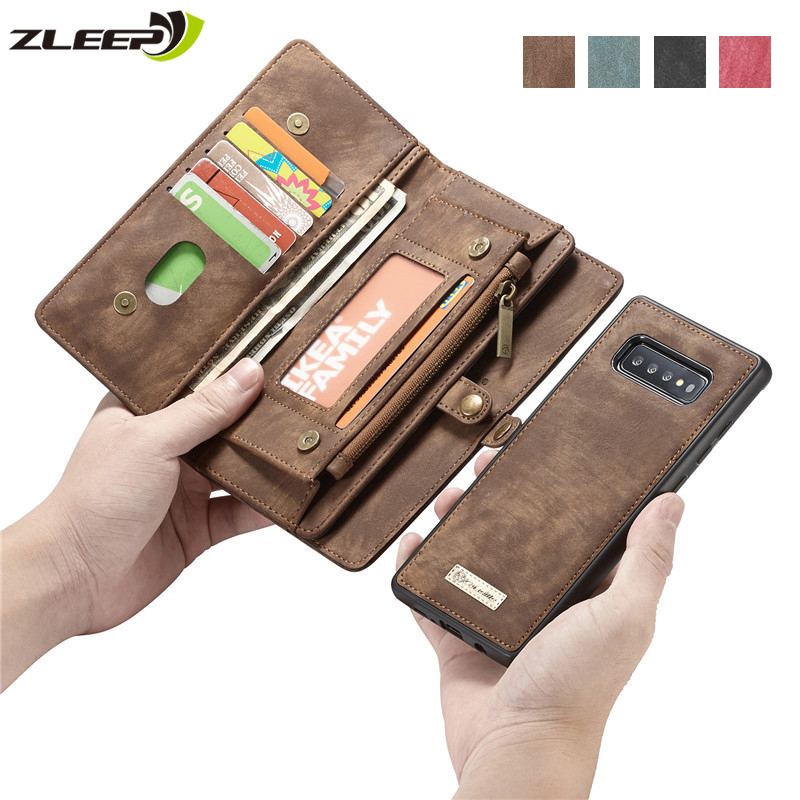 A50-Case Leather Cover A21S Magnetic Note 20 A71 Plus Ultra-S7edge Samsung Galaxy