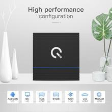 Q95 AIR H616 Smart TV Box Android 10.0 4GB 2.4G WIFI 4K 32GB