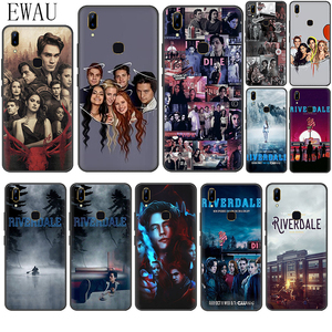 EWAU Riverdale TV Silicone phone case for VIVO Y11 Y53 Y55s Y81s V5 V7 V9 V11 V15 pro Y17 Y69 Y71 Y91 Y93