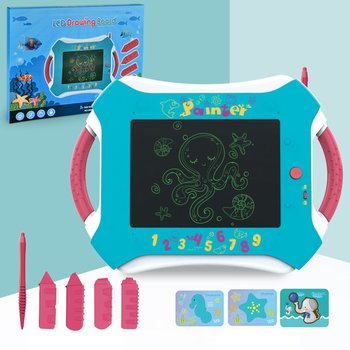 LCD Writing Tablet Electronic Graphic & Drawing Doodle Board for Home School Office 9 Inch