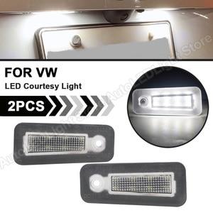 Image 1 - 2Pcs עבור קרייזלר 200 2015 2016 2017 LED מנורת לוחית רישוי LED מספר צלחת אור אביזרי רכב שגיאת משלוח