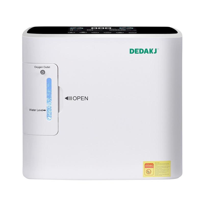 1L-6L Medizinische Sauerstoff Generator AUF LAGER sauerstoff, der maschine DDT-1S Oxygenation maschine Luftreiniger 110v/220v Englisch version