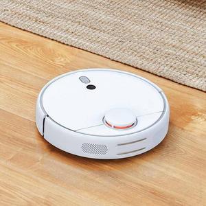 Image 4 - 2020 xiaomi mijia miロボット掃除機1s 2家庭用自動掃引ダスト蒸気滅菌サイクロン吸引無線lan appスマート計画rc