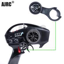 MJRC TQI One Hand Steering Wheel Controller for 1/10 Rc Tracked Vehicle Traxxas SUMMIT X MAXX E REOV Trx4 BRONCO Trx 4 Tactics