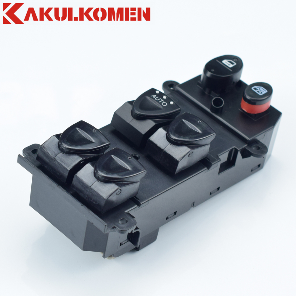 Power Window Master Control Switch Left 35750-SNV-H51 for Honda Civic 2005-2011