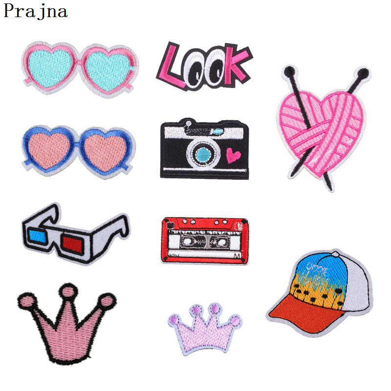 Prajna Cheap Embroidered Patches Camera Heart Patches Iron On Stickers Hat English Letter Appliques Cartoon Crown Patch Hot Sale Patches Aliexpress Guilty crown episode 1 english dub online at www1.cartooncrazy.net. aliexpress