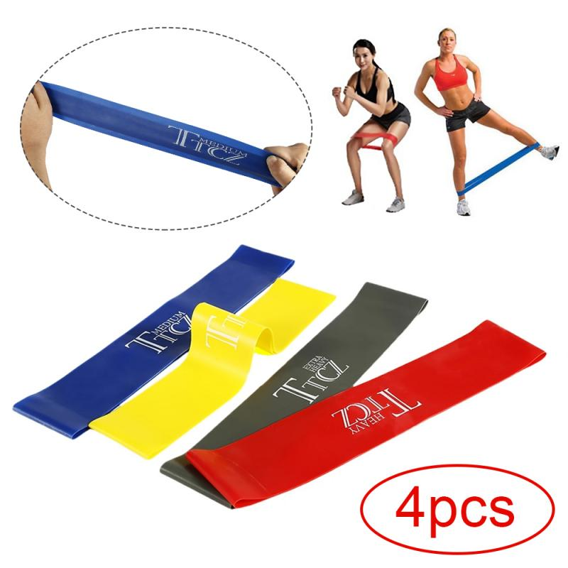 Yoga Resistance Band Sport Exercise Loop Bands Fitness Loop Latex Material Training Pilates Band Keep Tights Buttocks Slim|Resistance Bands|   - AliExpress