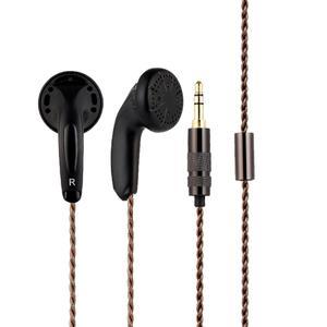 Image 3 - FAI DA TE Heavy Qualità del Suono Dei Bassi EMX500 Bro In Ear Spina a Testa Piatta FAI DA TE Ear Auricolare Stereo Auricolari Bassi DJ Auricolari