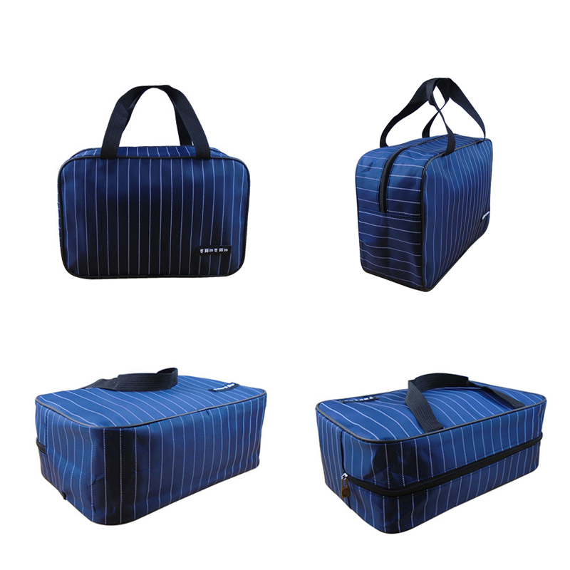 Fashion Women's Bathing Basket Cosmetic Bag Cosmetic Bag Waterproof Shower Bag Large Capacity Men's Shampoo Cosmetics Beach Bag