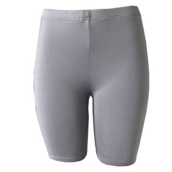 Women Sports Shorts Stretch Running Gym Fitness Short Pants Workout Beach Casual Seamless Yoga Slim Tight Shorts 4