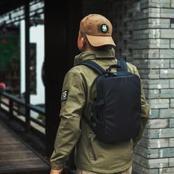 OneTigris ROC GEHEN Laptop Briefpack 17 Wasserdicht Business Reise Rucksack