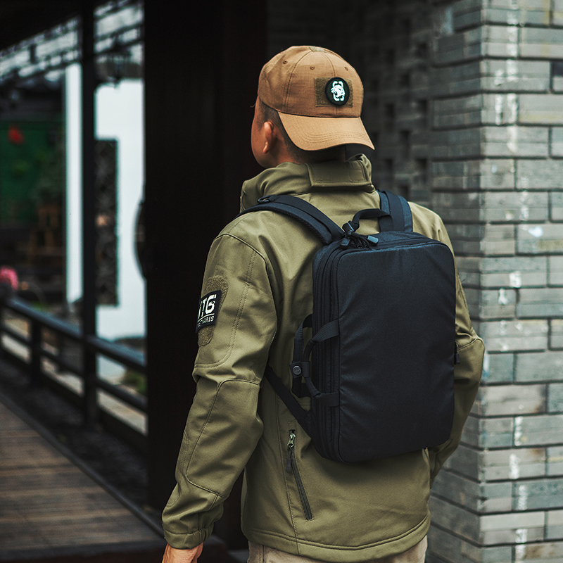 OneTigris ROC GO Laptop Briefpack 17