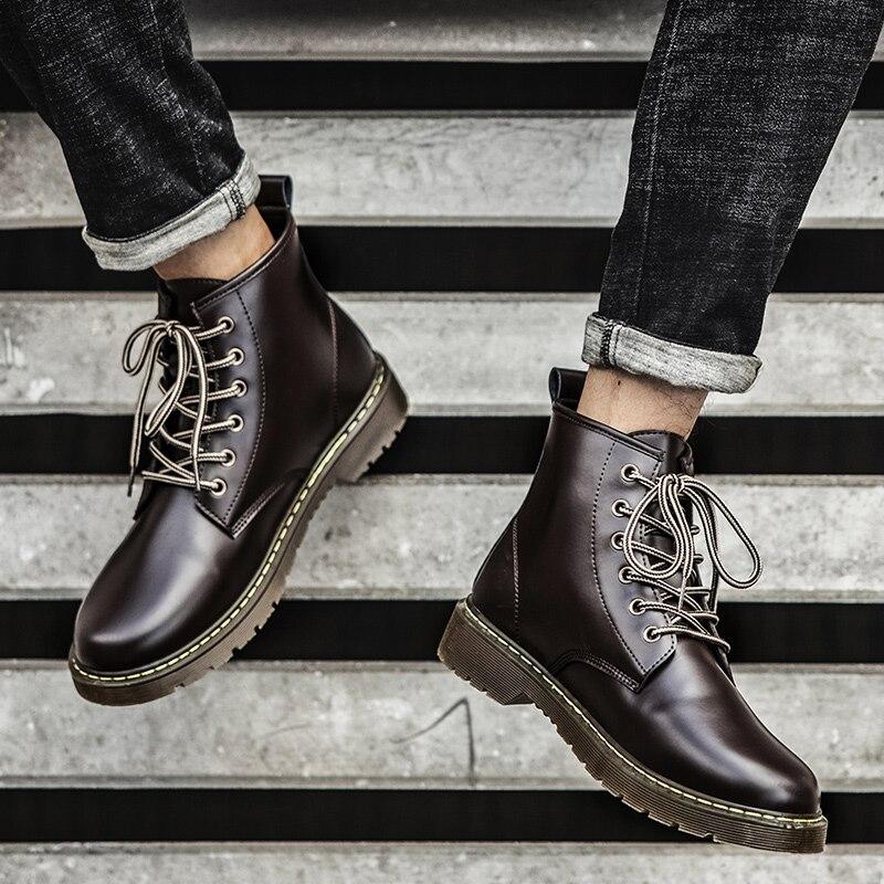 hommes-chaussures-decontractees-mi-mollet-bottes-tendance-bottes-courtes-confortable-en-cuir-basique-bottes-lumiere-impermeable-hommes-chaussures-mode-bottines