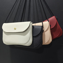 New Handbags Fashion Shoulder Bag Lady Shoulder Bag Trend Korean Version of the Leisure li zhi wen Small Bag Women li wen envy 200g