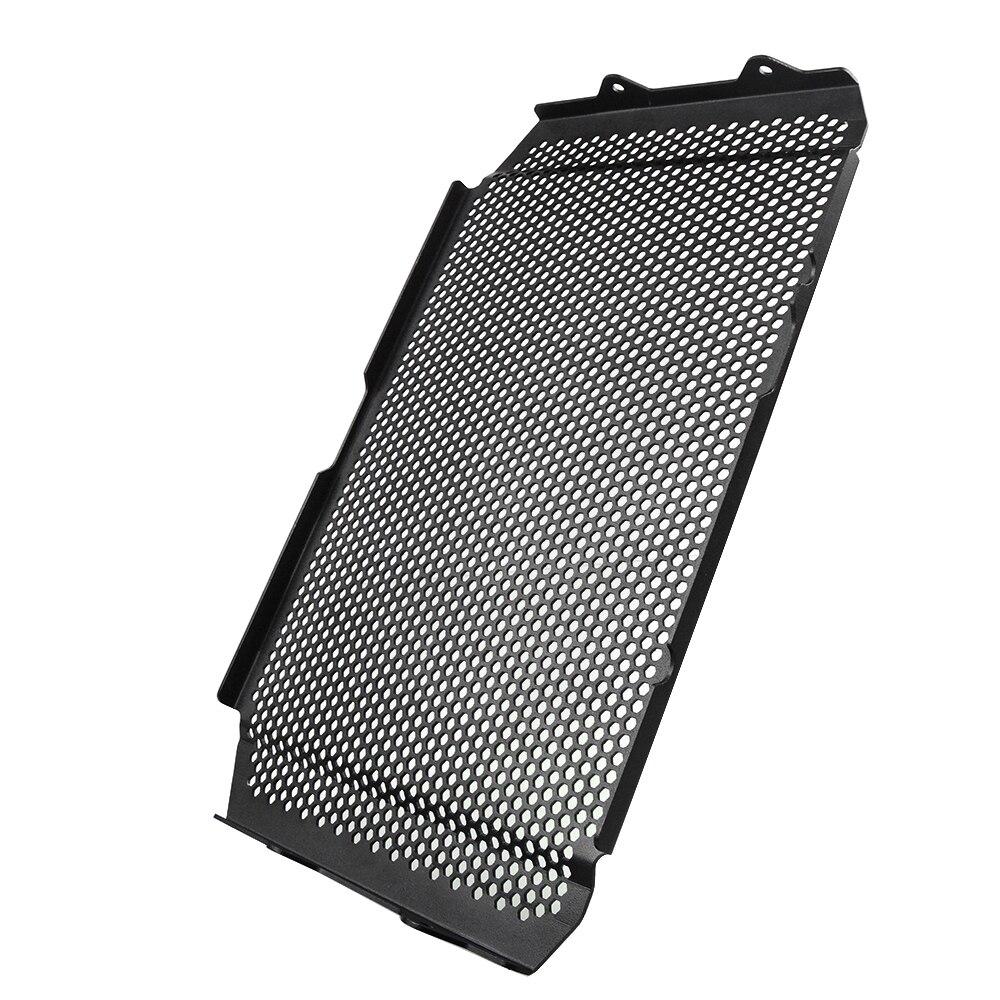 Image 4 - Мотоциклетная решетка радиатора защитная решетка гриль крышка для YAMAHA XSR900 XSR 900 FZ 09 MT 09/sp tracer 900/GT 2016 2017 2018Накладки и декоративные молдинги    АлиЭкспресс