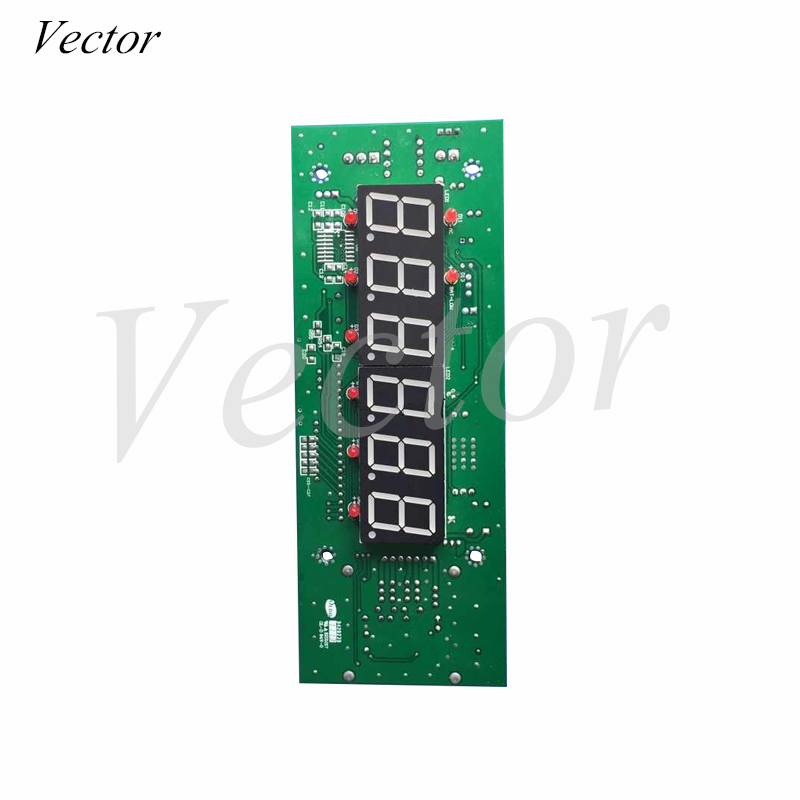 A12+E Motherboard Circuit Board A12E Weighing Display Main Board Electronic Scale, Weight Indicator Head Motherboard