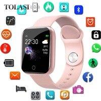 Moda relógio do esporte crianças relógios para meninas meninos relógio de pulso estudante eletrônico led digital relógio de pulso da criança horas|Relógios infantis| |  -