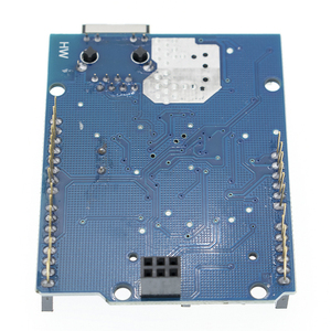 Image 3 - 10 pz/lotto UNO Shield Ethernet Shield W5100 R3 UNO Mega 2560 1280 328 UNR R3 <solo W5100 bordo di Sviluppo