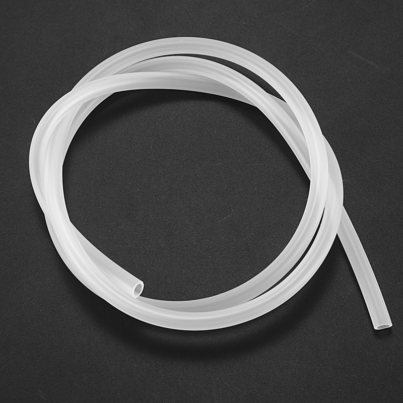 Tubo de silicona de diferentes Tama/ños 9 x 13 mm Transl/úcido. ID x AD por metros