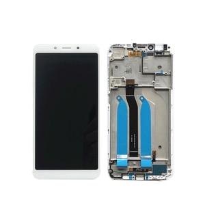 Image 4 - Xiaomi redmi 6 cep telefonu lcd + çerçeve Redmi 6 pro ekran 6A dokunmatik ekran Digitizer meclisi parçaları LCD ekran onarım