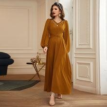 Одежда халат femme Абая Дубай Турция кафтан арабский хиджаб