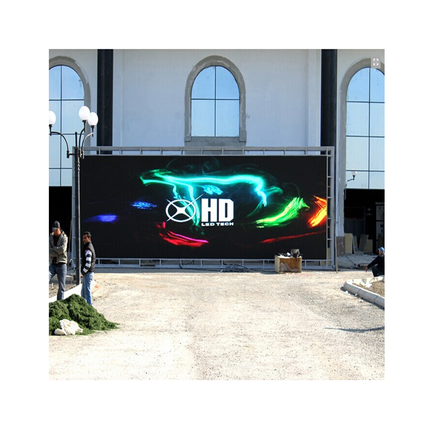 Waterproof High Quality High Brightness P10 32x16dots 320*160mm Full Color Led Module For Outdoor HD LED Display