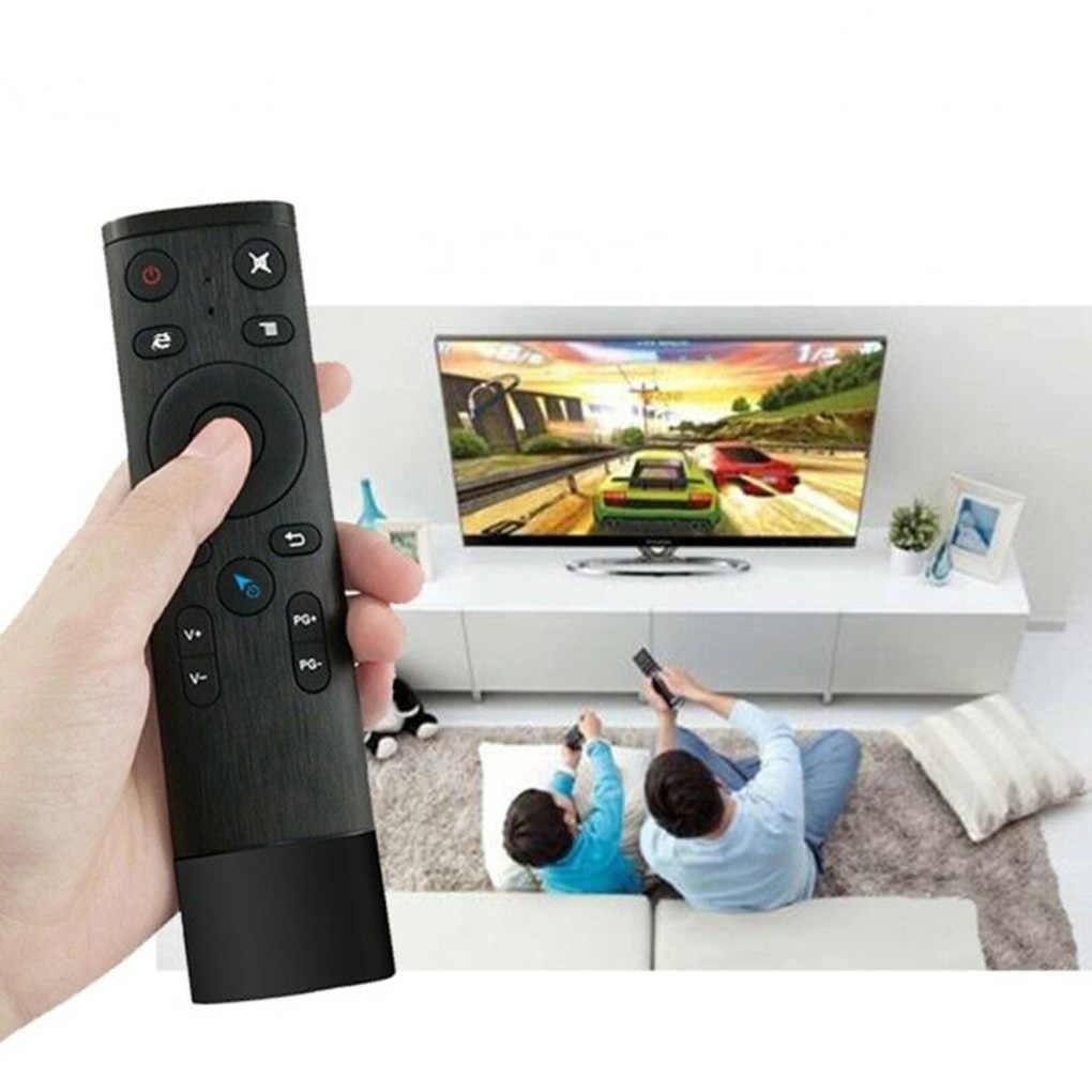 Q5 音声制御フライエアマウスジャイロ感知ゲーム、 2.4GHz ワイヤレスマイクリモコンアンドロイドテレビボックス、 PC