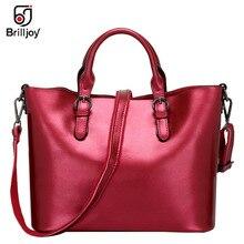 2016 Luxury Handbags Women Genuine Leather Bag Famous Designer Brands Women Leather Handbags Shoulder Women Messenger Bag AJ265 цена 2017