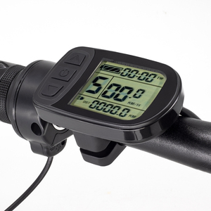 Image 3 - Ebikeจอแสดงผล 24V 36V 48V KT LCD5 ไฟฟ้าจักรยานKunteng KTอัจฉริยะแผงควบคุมสำหรับไฟฟ้าจักรยาน