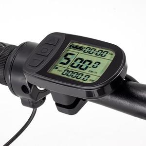 Image 3 - Ebike Display 24V 36V 48V KT LCD5 Display Electric Bike Kunteng KT Intelligent Control Panel Display for Electric Bicycle
