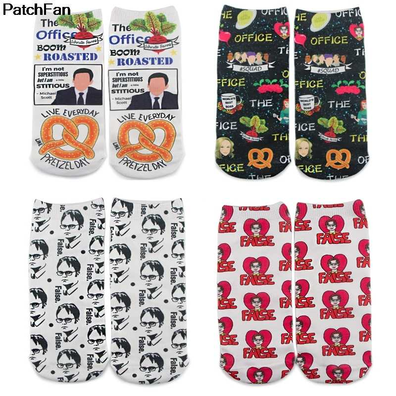 The Office Gift TV Show Socks Please Do Not Disturb Im Watching The Office Novelty Socks