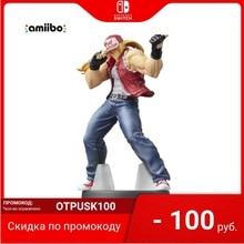 Интерактивная фигурка Nintendo | amiibo Терри (коллекция Super Smash Bros.)