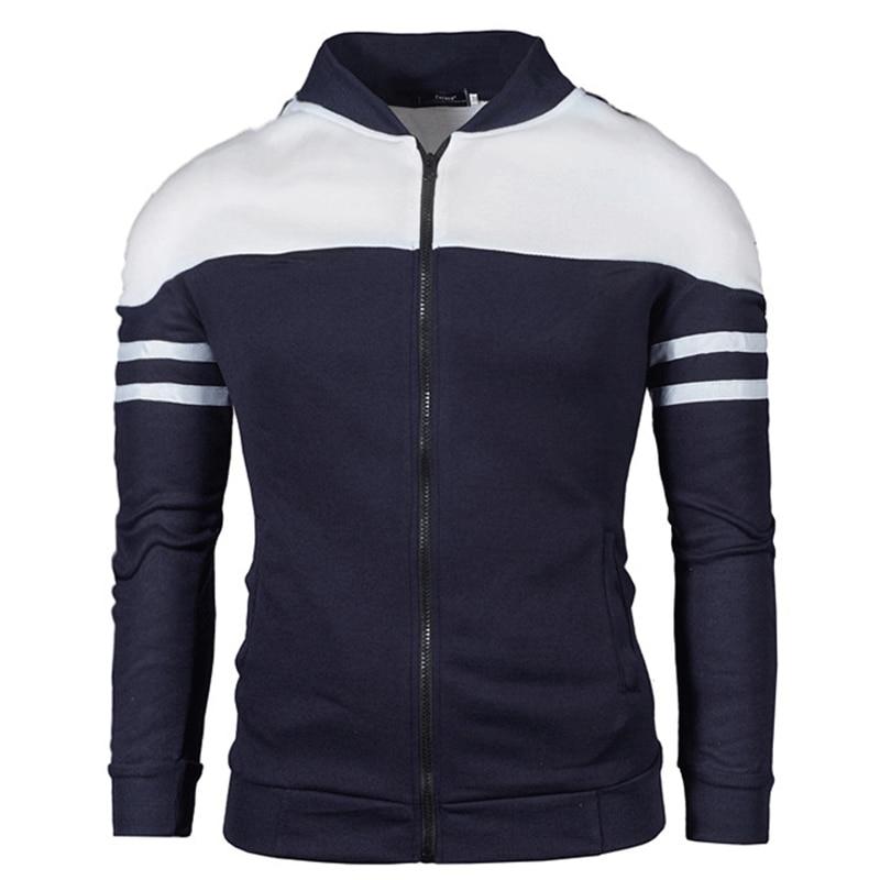 Мужская модная бейсбольная куртка, толстовки на молнии, дизайнерская мужская куртка, пальто, осенняя Толстовка в стиле хип-хоп, мужская бейс...