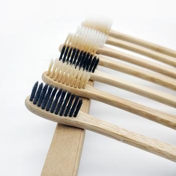 Cepillo Dental de Bambu Natura