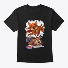 Men t shirt Zia Comics Dreamer mascot tshirts Women t-shirt(China)
