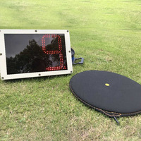 Paragliding Electron Target Paragliding Fixed point Electronic Scoring Machine with Line Direct drive Version