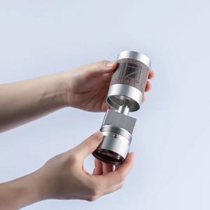 Image 3 - Новинка, портативная кофемолка из алюминиевого сплава 1 zat Q2, мини кофемолка, шлифовальный сердечник, очень ручной подшипник для кофе