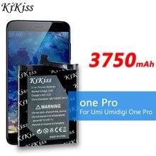 Batterie de secours de haute qualité pour Umi Umidigi One Pro, 3750mAh, pour téléphone portable