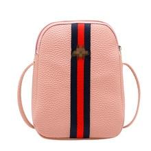 2019 on The New Korean Version of The Mobile Phone Bag Shoulder Diagonal Package Small Fresh Shell Bag Handbag Designer Bags