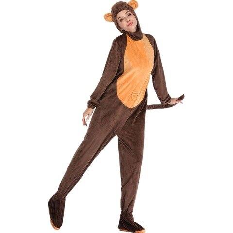adulto traje do macaco brinquedos para mulheres