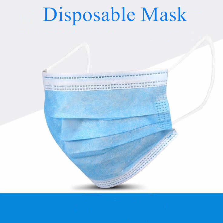 disposable hygiene mask
