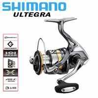 SHIMANO moulinet de pêche ULTEGRA moulinet de filature 1000HG/2500HG/C3000HG/4000XG/C5000XG 6.0/6.2: 1 système étanche eau de mer/eau douce