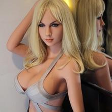 165cm #33 High quality super big breasts big butt full TPE and metal skeleton sex dolls mens real vaginal oral cat fart beauty