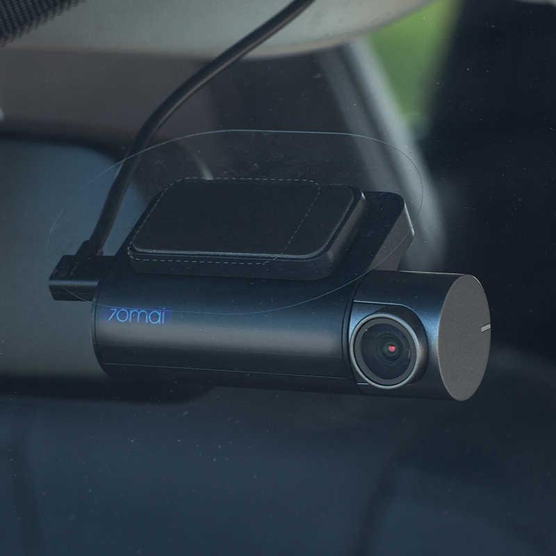 на Автомобильный  видеорегистратор 70mai Car DVR Cam 1080HD, Английская версия, Запись через мобильное приложение, Встроенные G-датчики 130FOV