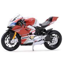 Maisto 1:18 Ducati Panigale V4 S Corse статического Литой Транспортных средств Коллекционная хобби модель мотоцикла, игрушки