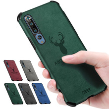 Rugged TPU Case For Xiaomi 10 Pro Redmi Note 9s Note 9 Pro Note 8 Pro Note 7 K30 Pro Shockproof Elk Deer Shell For Redmi Note 6 cheap VIVIENCE Bumper Redmi Note 5 Redmi Note 7 Redmi Note 8 Redmi Note 8 Pro Geometric Plain Dirt-resistant Anti-knock