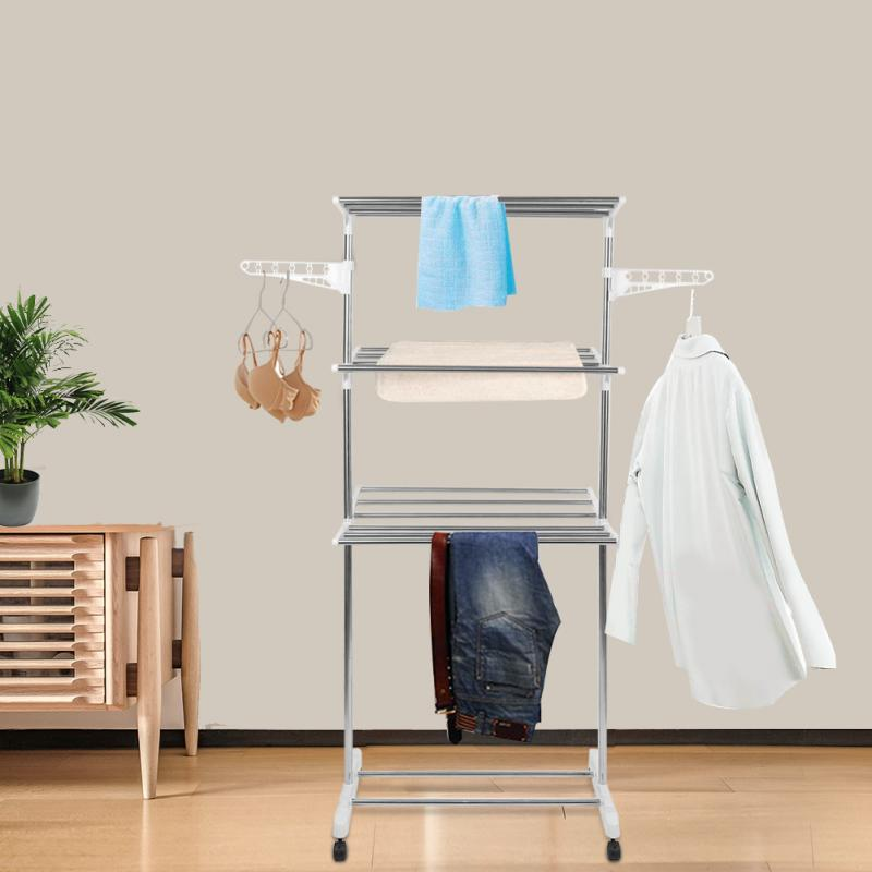 Multifunctional Laundry Rack