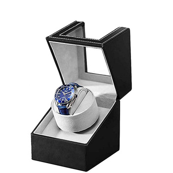 Watch Winder for automatic watches High Quality Motor Shaker Holder Automatic Mechanical Winding Box - discount item  40% OFF Watches Accessories