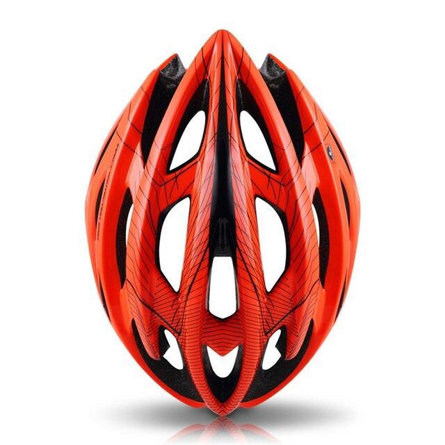 Trilha dh mtb capacete de bicicleta com óculos de sol ultraleve corrida ciclismo capacete das mulheres dos homens in-mold estrada da bicicleta de montanha capacete 6